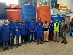 Techno Plast Water Tanks